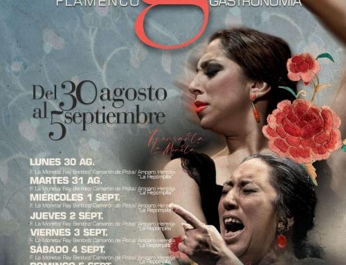 Espectaculo flamenco del 30 de agosto al 5 de Septiembre 2021 – Concierto Málaga