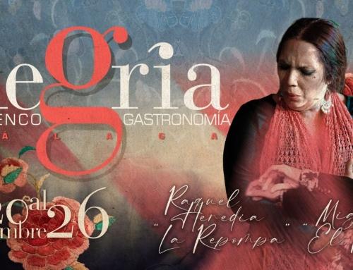 Programming from September 20 to 26, 2021 | Flamenco Malaga