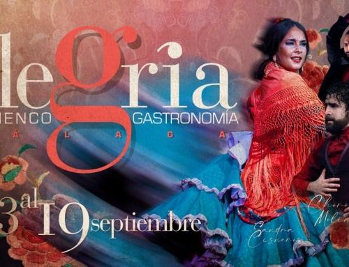 Spettacolo di flamenco dal 13 al 20 settembre 2021 – Concerto di Malaga