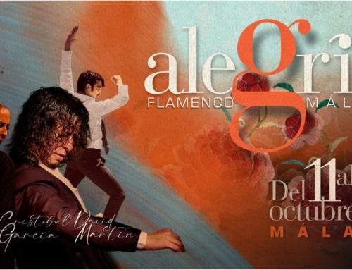Flamenco tablao program Monday, October 11 to Sunday, October 17