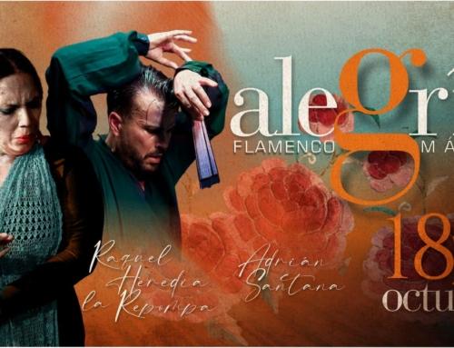 Programming from October 18 to 24 | Tablao flamenco Alegría